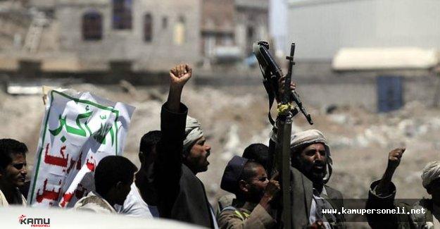 Yemen'in Orta Kesminde Yer Alan Taiz'de Çatışma Çıktı