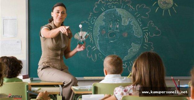 2016/2 Öğretmen Maaşları Açıklandı