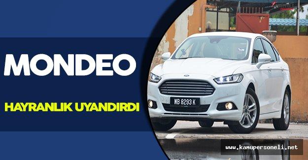 Yeni Ford Mondeo' dan Otomobil Pazarına İddialı Giriş