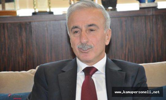 Yeni Kayseri Valisi Süleyman Kamçı Kimdir?