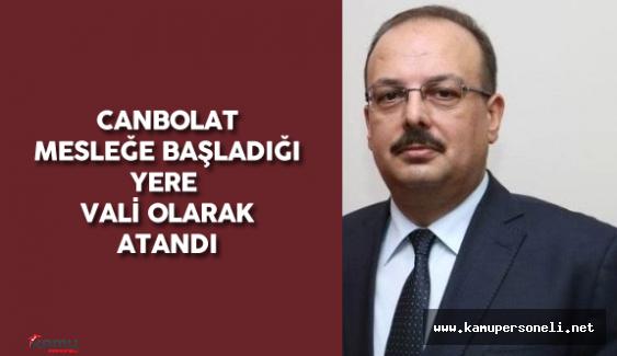 Yeni Konya Valisi Yakup Canbolat Kimdir?