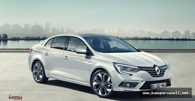 Yeni Renault Megane'ın Sedan Versiyonu Çok Beğenildi