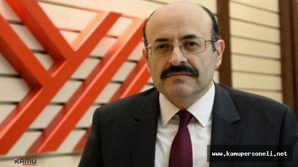 """YÖK Başkanı Saraç'tan """"Eğitim Aksamayacak"""" Mesajı"""