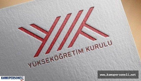 YÖK'ten Ljubljna Üniversitesi Uluslararası Programları Duyurusu