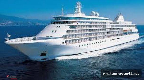 Yüksek Maaşlı Çok Sayıda Gemi Personeli Aranıyor