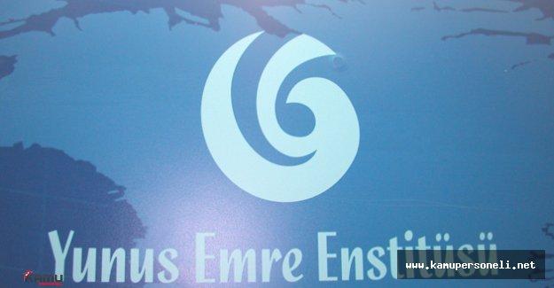 Yunus Emre Enstitüsü Öğretim Personeli Alımı İlanı