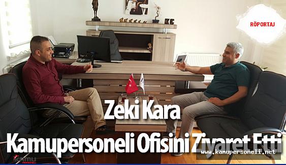 Zeki Kara'yla İçten Bir KPSS ve Atama Sohbeti
