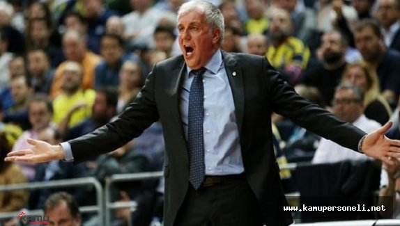 """Zeljko Obradovic : """"Benim için iyi ya da kötü oyuncu vardır. O yüzden..."""""""