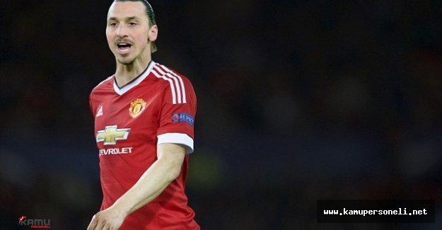 Zlatan Ibrahimovic Manchester United ile Anlaştı