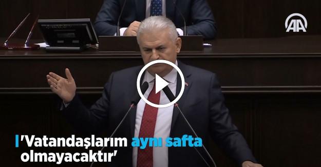 Başbakan Yıldırım'dan Referandum Açıklaması