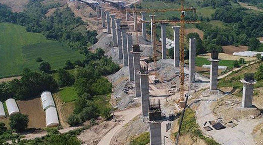 Kuzey Marmara Otolu Bağlantı Yolları Projesi onaylandı! Ballıkaya tabiat parkı yok edilecek!