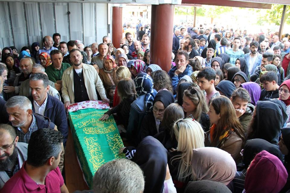 Neslican Tay'ın vasiyeti açıklandı..Neslican Tay'ın cenazesine kimler katılıyor?