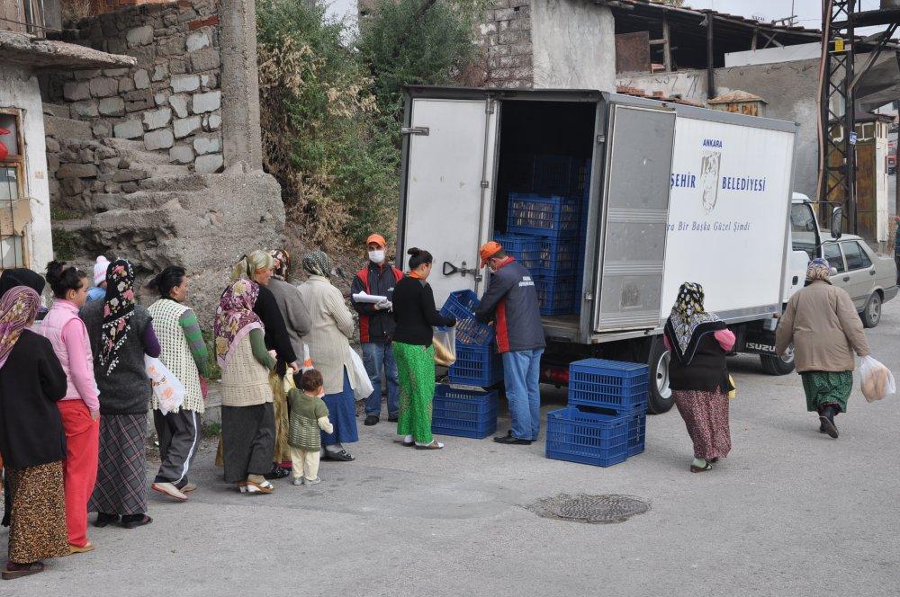 Ankara Büyükşehir Belediyesi sosyal yardım dağıtıyor! Sosyal yardım alma şartları nelerdir?