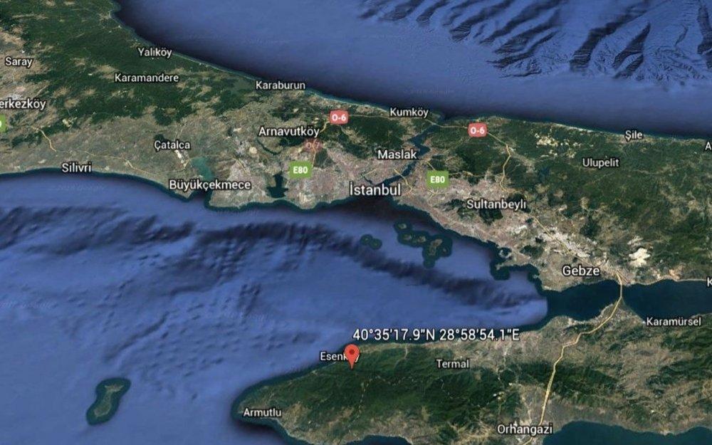 Deprem fay hattında olan riskli ilçeler neresi?  İstanbul için uyarı!