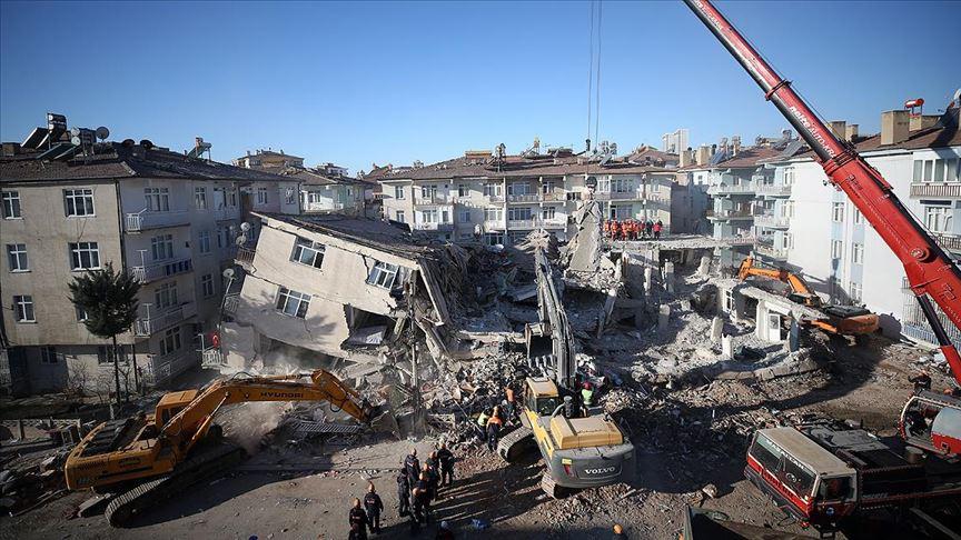 Elazığ ve Malatya depremi sonrasında DASK tarafından ödenen para miktarı belli oldu!