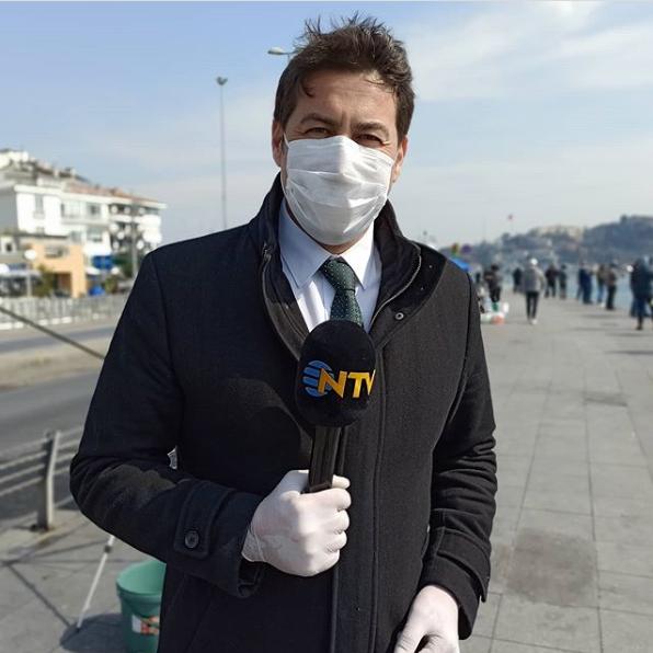 NTV muhabiri Korhan Varol Korona virüse yakalandı!