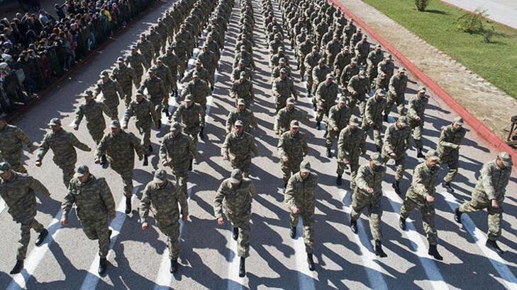 MSB açıklamıştı! 66 bin asker terhis olacak, ailelerine kavuşacak!