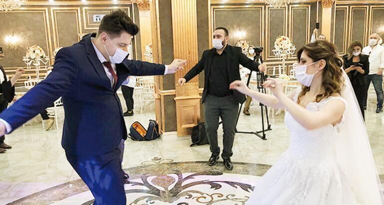 Flaş açıklama! Düğünler iptal edildi!