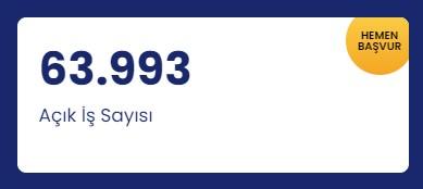 İŞKUR 26 Ağustos iş ilanları yayımlandı! İŞKUR Online iş başvuru ekranı erişime açıldı