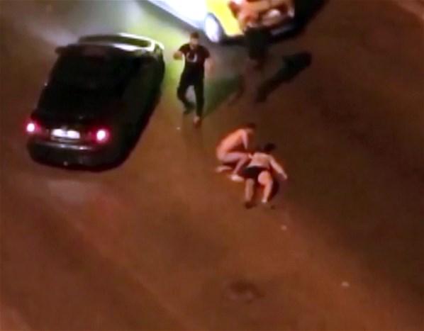 Başpehlivan Hakkı Aygün sokak ortasında öldürüldü!