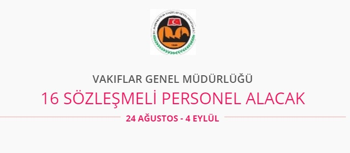 KPSS'li KPSS'siz kamu kurumlarına yapılacak 191 personel alımı başvuruları yarın sona eriyor!