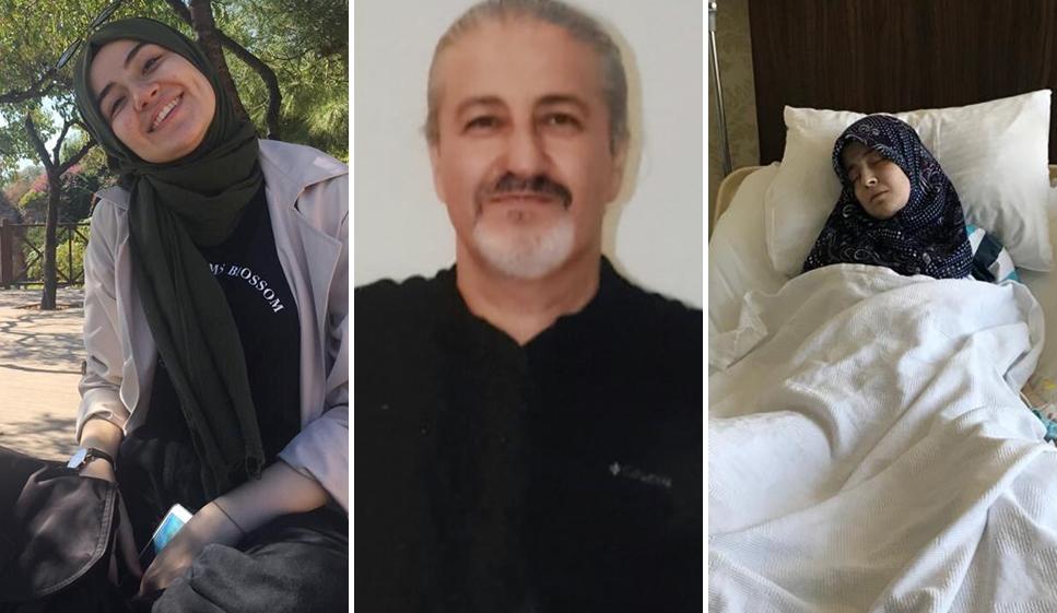 Tıp fakültesi öğrencisi Ayşe Koca sabaha doğru vefat etti!