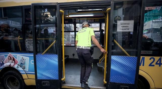 Sağlık Bakanlığı duyurdu! Taksi ve toplu taşıma araçlarındaki tedbirler arttırıldı!