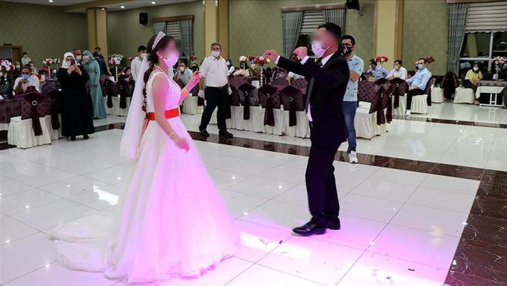 Corona virüs nedeniyle düğünleri iptal edilenler dikkat! Bugünden itibaren başvuru yapabilirsiniz