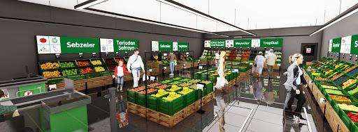Dıscount Meyve Sebze zincir marketi 30 personel alımı yapacak!