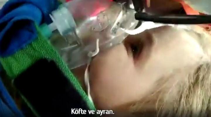 Hastaneden taburcu olan Ayda kısa sürede unutuldu! Yanında sadece babası vardı!