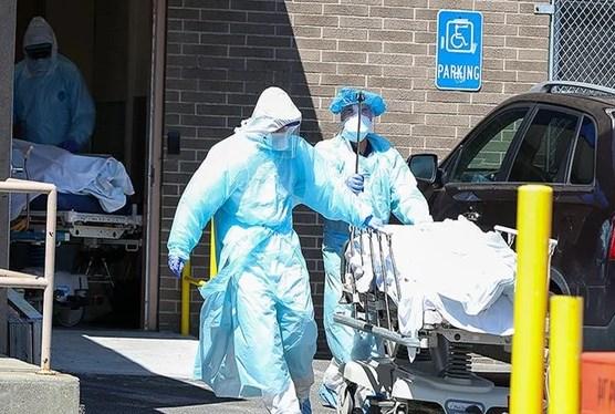 ABD'de korkunç korona virüs tablosu açıklandı! 190 bin 451 kişi corona virüse yakalandı!