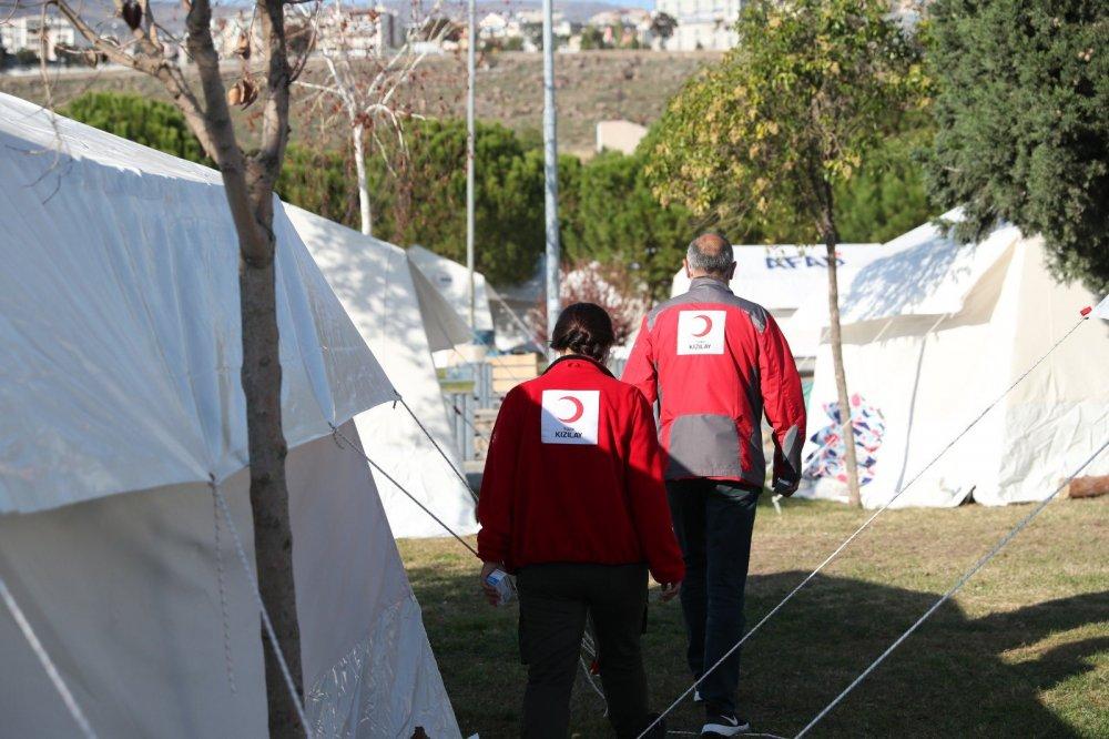 Kızılay Acil Yardım ve Afet Yönetimi Uzman Yardımcısı arıyor! Kızılay İş Başvuruları başladı