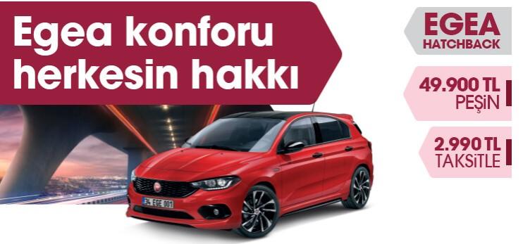 Fiat otomobil kampanyası yarın sona eriyor! 49000 TL Peşinatla sıfır araç sahibi olabilirsiniz