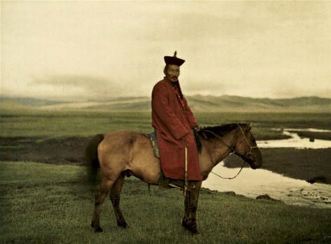 Yüz Yıl Önce Çekilmiş Renkli Fotoğraflar