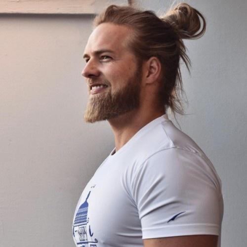Vikingler'in mirasını günümüzü taşıyan Norveçli Lasse Matberg