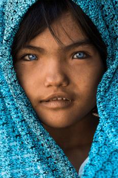 Gözler Ruhun Aynasıdır Dedirten 30 Muhteşem Fotoğraf