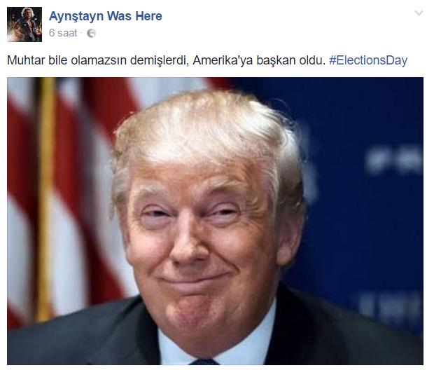 Donald Trump Başkan Seçildi, Sosyal Medya Fenomenleri Gülme Krizine Soktu! İşte O Paylaşımlar!