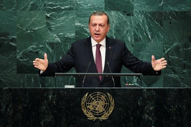 Cumhurbaşkanı Erdoğan'ın Gündeminde Terör Vardı