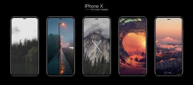 ÇERÇEVESİZ EKRAN  Üst kısımda yer alan çentik dışında iPhone X#039;in ekranını oldukça büyüttü.
