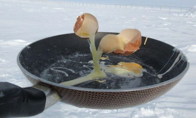 -70 Derecede Yemek Pişirme Deneyimi