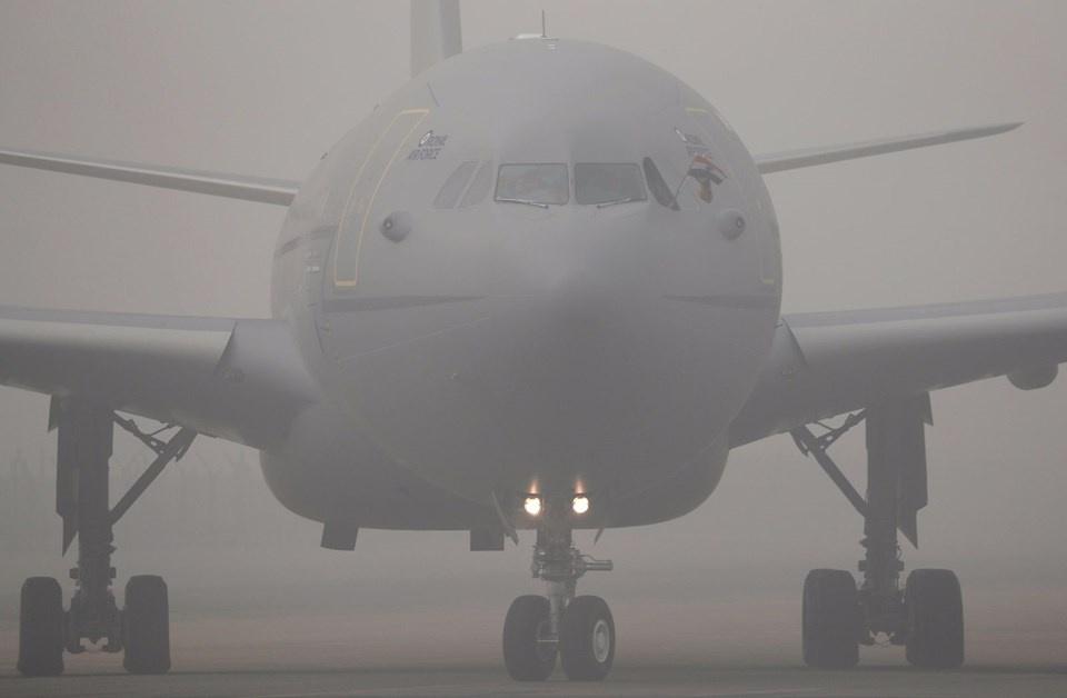 Hindistan'da Hava Kirliliği Üst Sınırın 30 Kat Fazlası