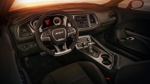Yeni Dodge Challenger SRT Tanıtıldı