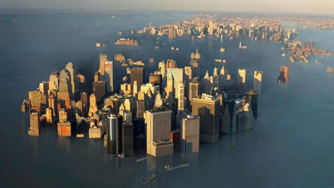 10 Bin Yıl Sonra   Küresel ısınma nedeniyle deniz seviyesinde yaklaşık 3-4 metre yükselme olacağı ve dünya üzerinde yaşayan hiç insan kalmayacağını da bildirdi.