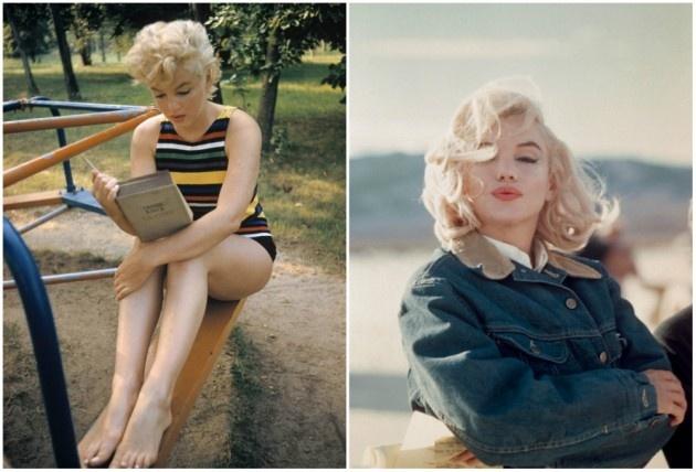 Marilyn Monroe'nun muhtemelen daha önce görmediğiniz 13 büyüleyici fotoğrafı