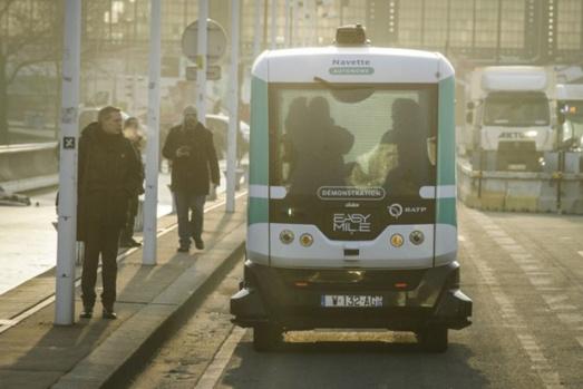 İşte Dünyanın Konuştuğu Sürücüsüz Otobüsler