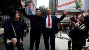 ABD Başkanının ve Kuzey Kore Liderinin Şaşırtan Benzerleri