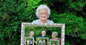 İnsanın İçini Isıtan Aile Portreleri