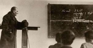 Başöğretmen Mustafa Kemal Atatürk' ün 24 Kasım Öğretmenler Gününde Hiç Görmediğiniz Fotoğrafları