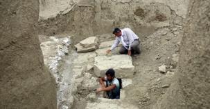 2 Bin 800 Yıllık Kanalizasyon Sistemi Gün Yüzüne Çıkarıldı