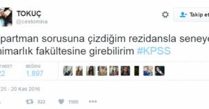 KPSS' de Beyin Yakan Sorulara Sosyal Medyadan Efsanevi Paylaşımlar!